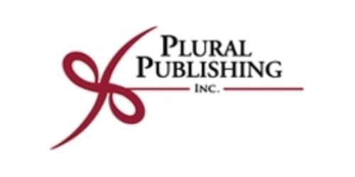 Plural Publishing coupon