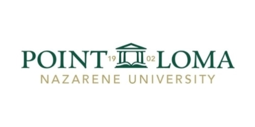 Point Loma Nazarene University coupon