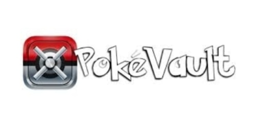 Pokevault coupon