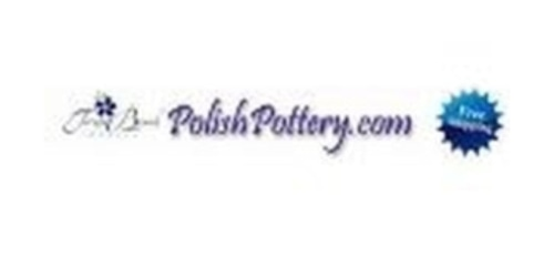Polish Pottery coupon