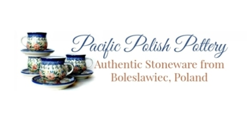Pacific Polish Pottery coupon