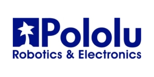 Pololu Electronics coupon