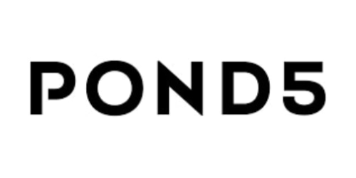 Pond5 coupon