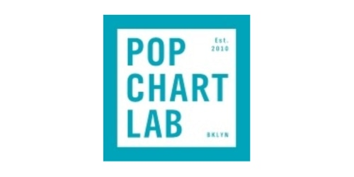 Pop Chart Lab coupon