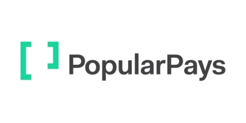 Popular Pays coupon