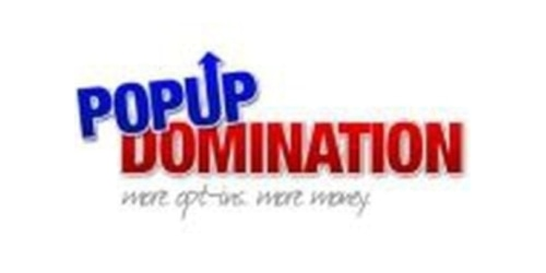 Popup Domination coupon