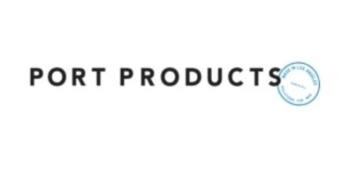 Port Products coupon