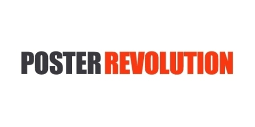 Poster Revolution coupon