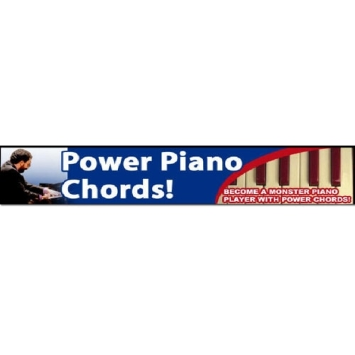 Power-Piano Chords