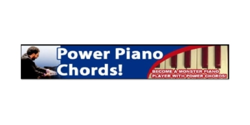 Power-Piano Chords coupon