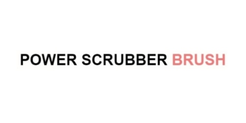 Power Scrubber Brush coupon