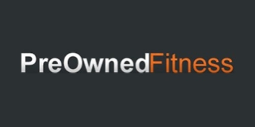Preowned Fitness coupons
