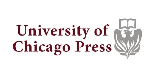 University of Chicago Press coupon