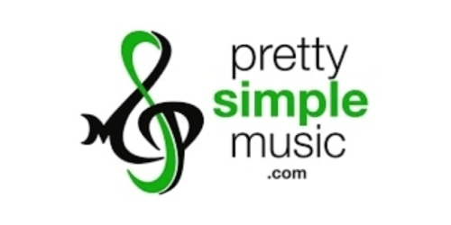 Pretty Simple Music coupon