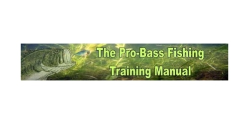 The Pro-Bass Fishing Training Manual coupon