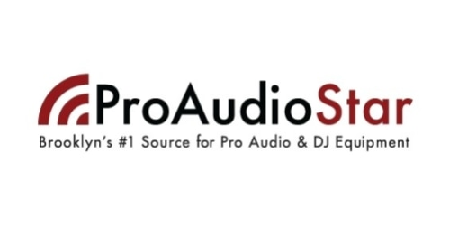 ProAudioStar coupon