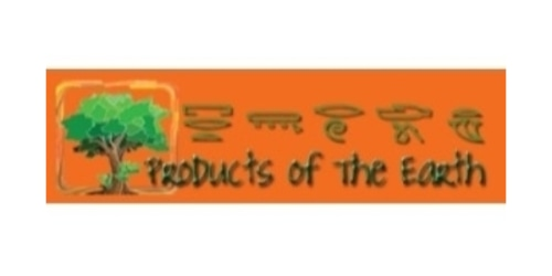 Products of the Earth coupon