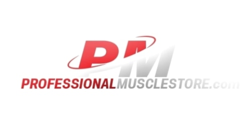 Professional Muscle Store coupon