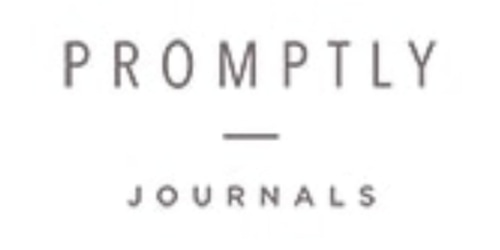 Promptly Journals coupon