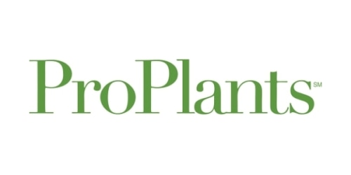 ProPlants coupon