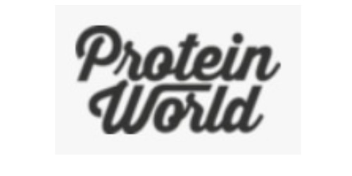 Protein World UK coupon