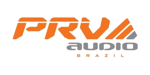 PRV Audio coupon