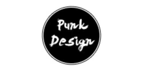 Punk Design coupon
