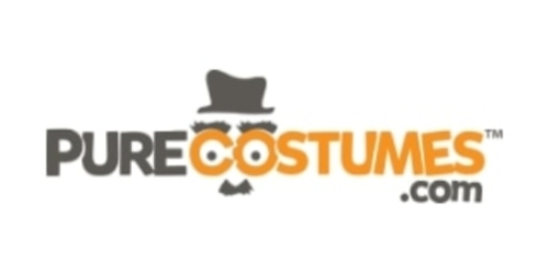Pure Costumes coupon