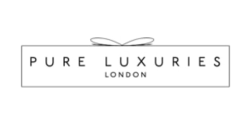 Pure Luxuries coupon