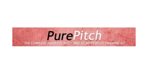Pure Pitch Method coupon