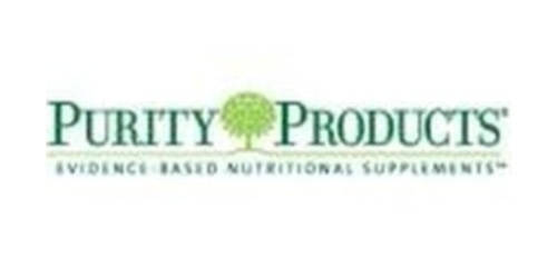Purity Products coupon