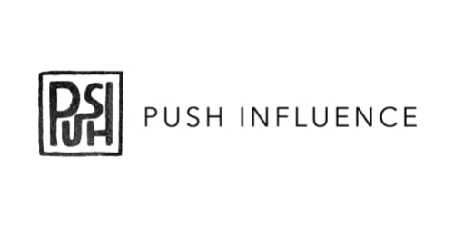 Push Influence coupon