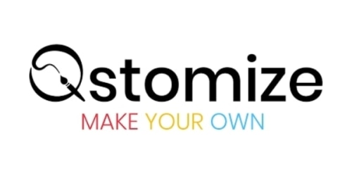 Qstomize coupon