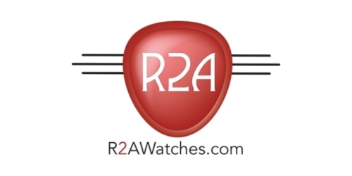 R2A Watches coupon