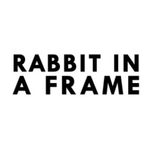 Rabbit In A Frame