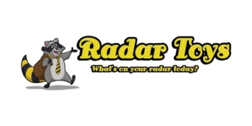 Radar Toys coupon
