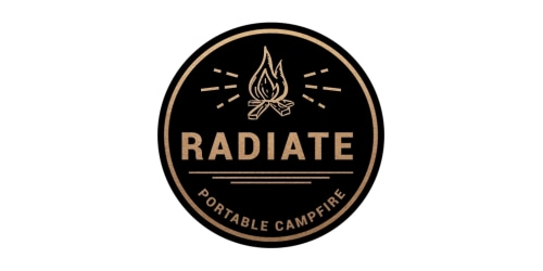 Radiate Portable Campfire coupon