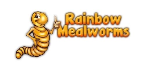Rainbow Mealworms coupon