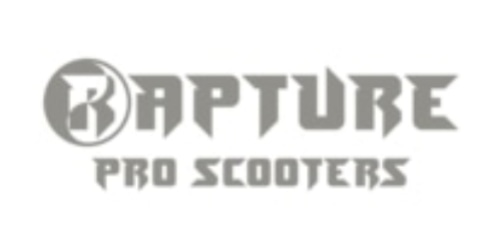 Rapture Pro Scooters coupon