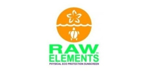 Raw Elements coupon