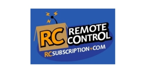 RC Remote Control coupon