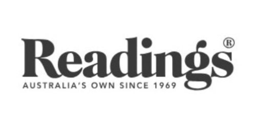 Readings coupon