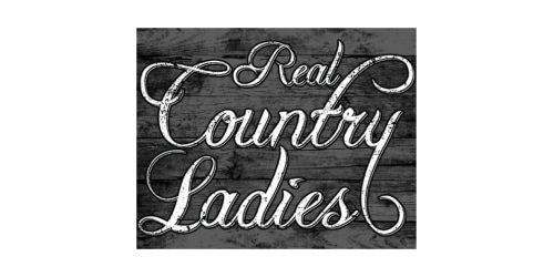 Real Country Ladies coupon
