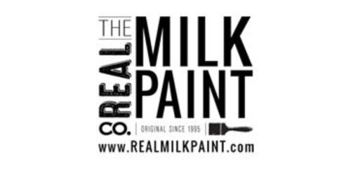 Real Milk Paint Promo Codes 10 Off In Nov Black Friday Deals
