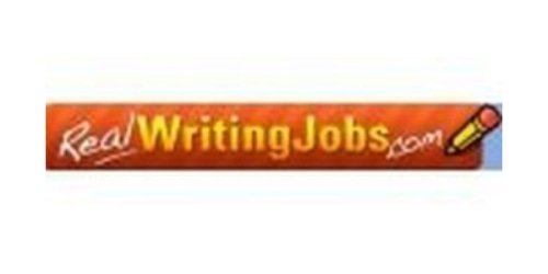Real Writing Jobs coupon