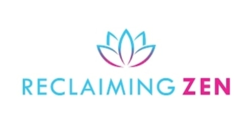 Reclaiming Zen coupon