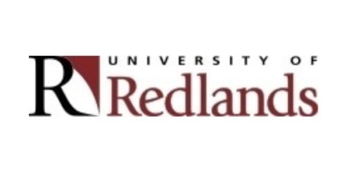 University of Redlands coupon