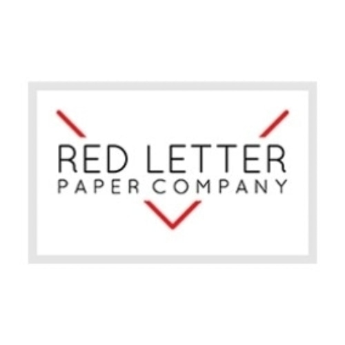 Red Letter Paper Company