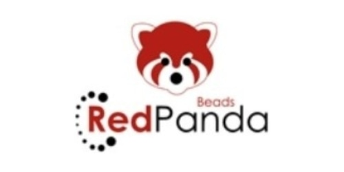 Red Panda Beads coupon