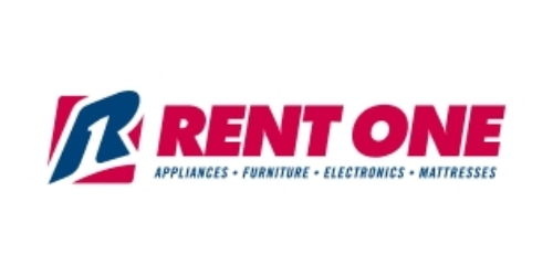 Rent One coupon